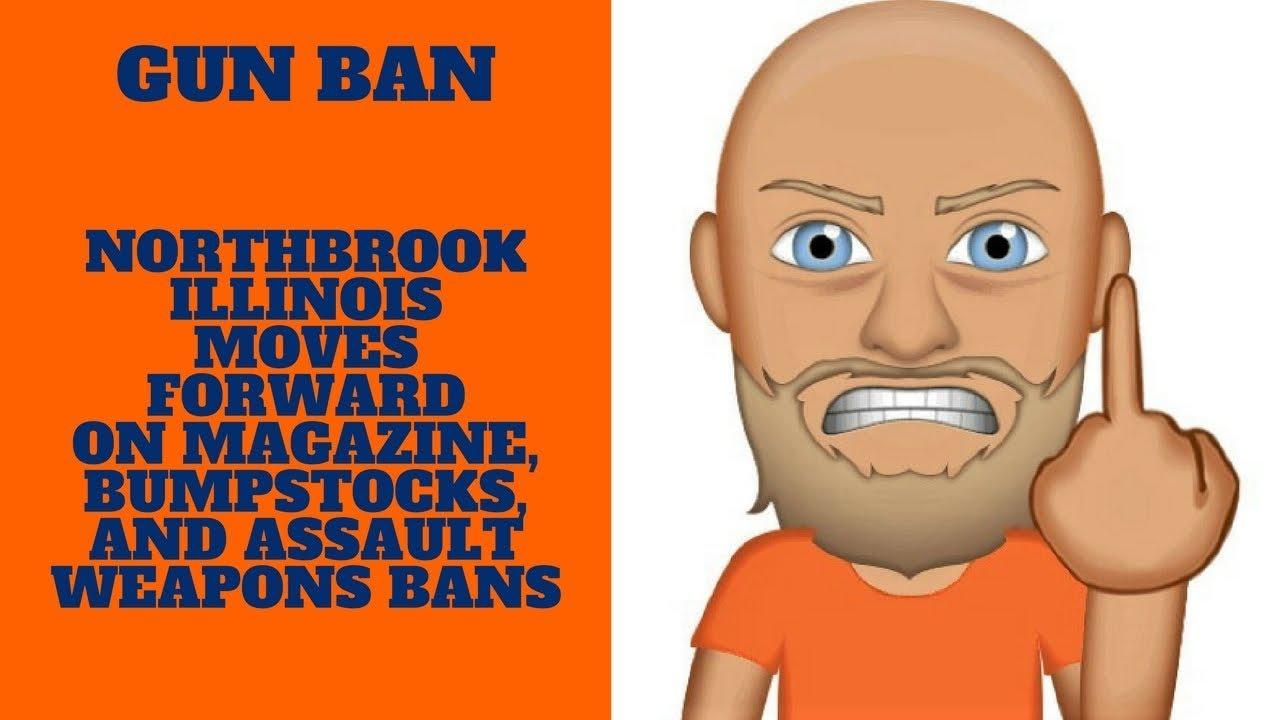 Breaking News: Northbrook gun bans are coming
