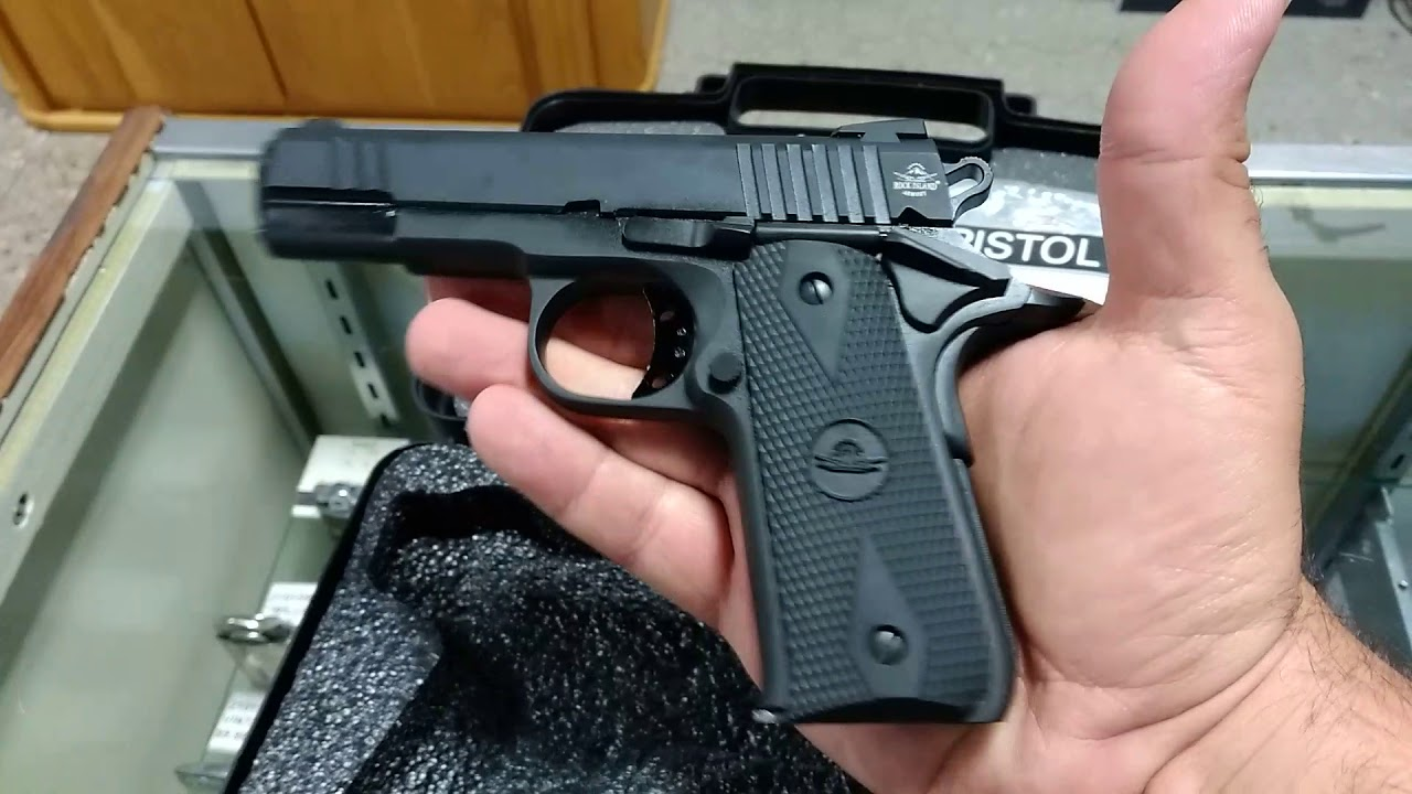 Rock Island Armory Baby Rock .380 quick first look!