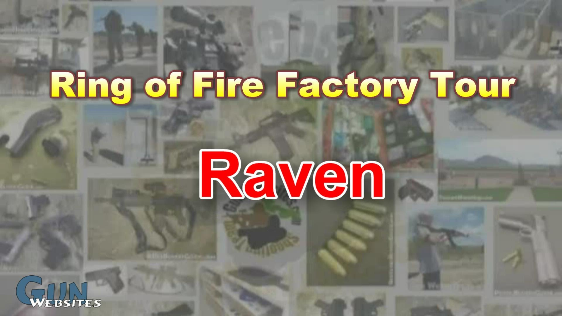 Ring Of Fire Tour: Raven Arms