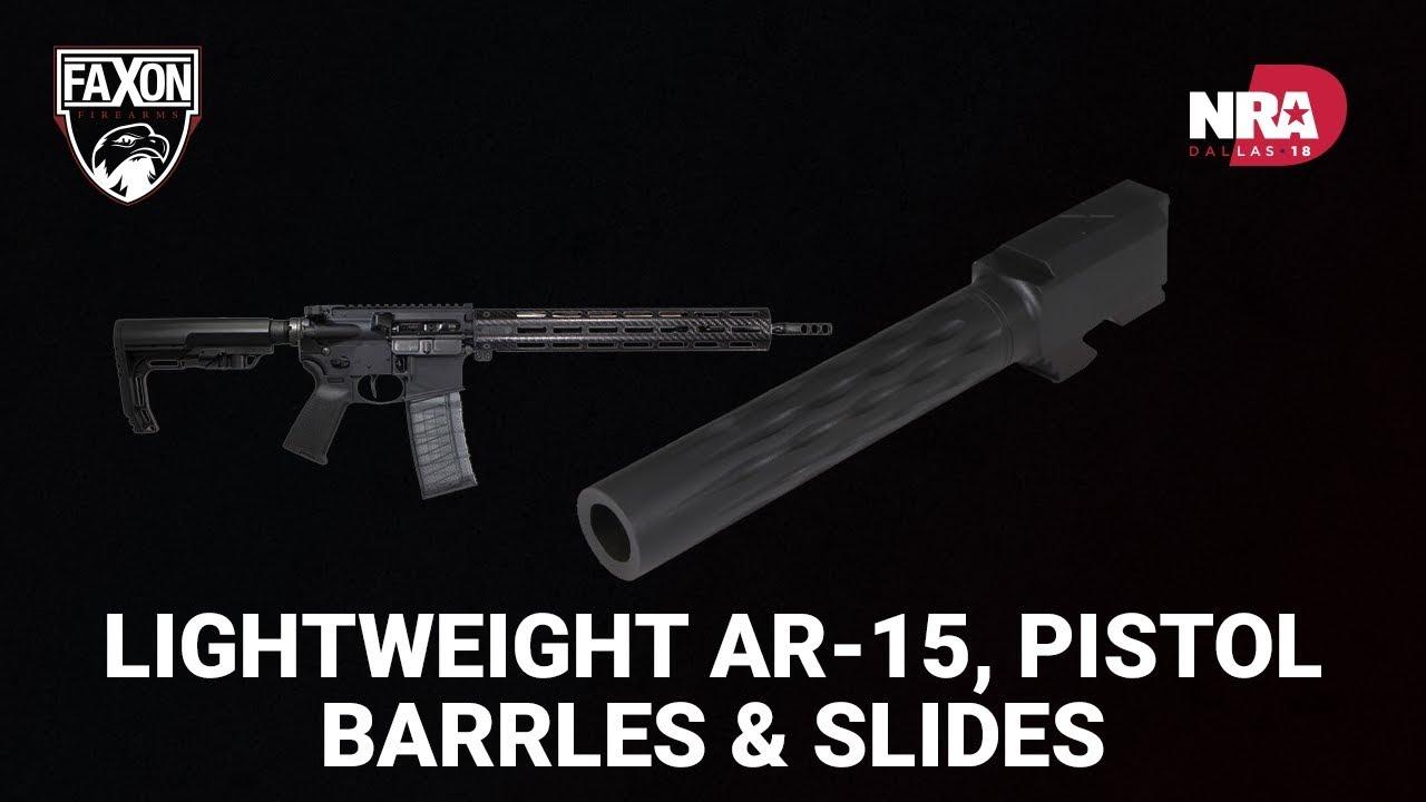 FX5500 Lightweight AR-15 - Faxon Firearms