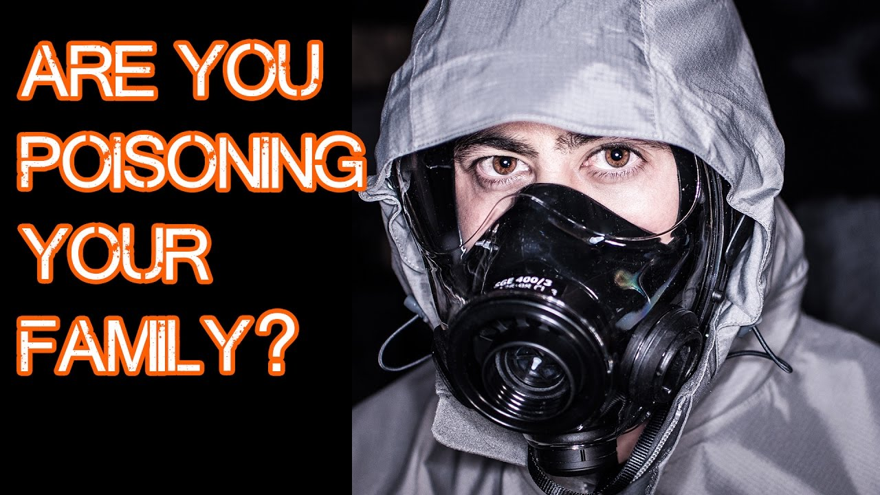 Are you poisoning your family? If you shoot guns, you might be...