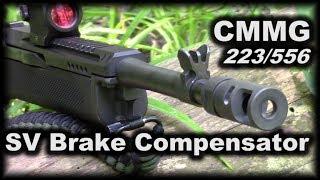 CMMG SV Brake 223 556 mini 14 AR15
