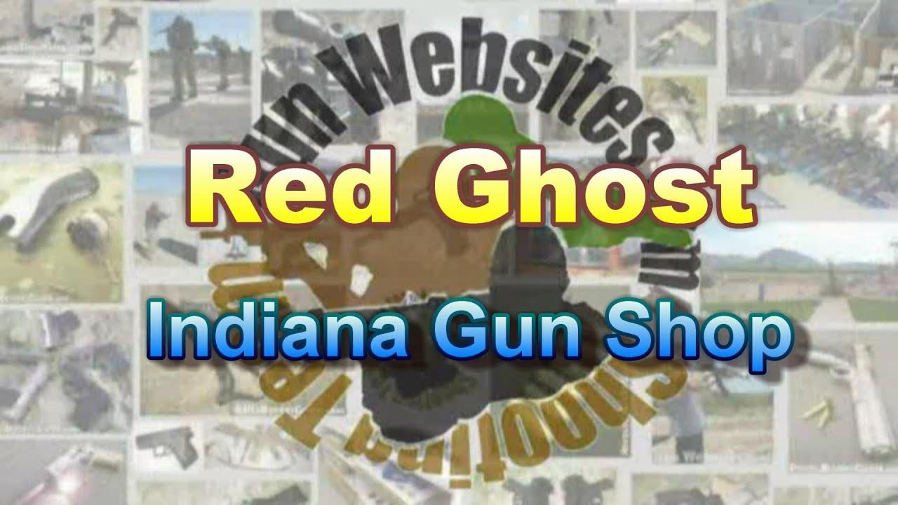Red Ghost - Indiana Gun Shop