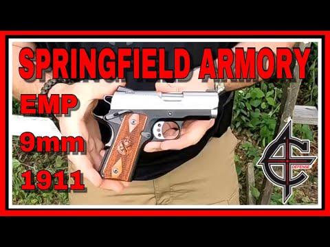 Springfield EMP 1911 9mm
