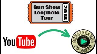 Gun Shop Tour videos are NOW on GunStreamer