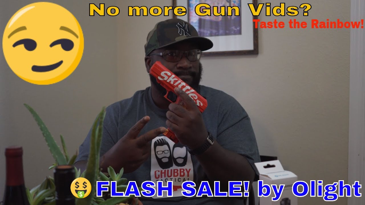 Gun Content is Coming but so is a Flash Sale (Up to 40% Off at Olight)