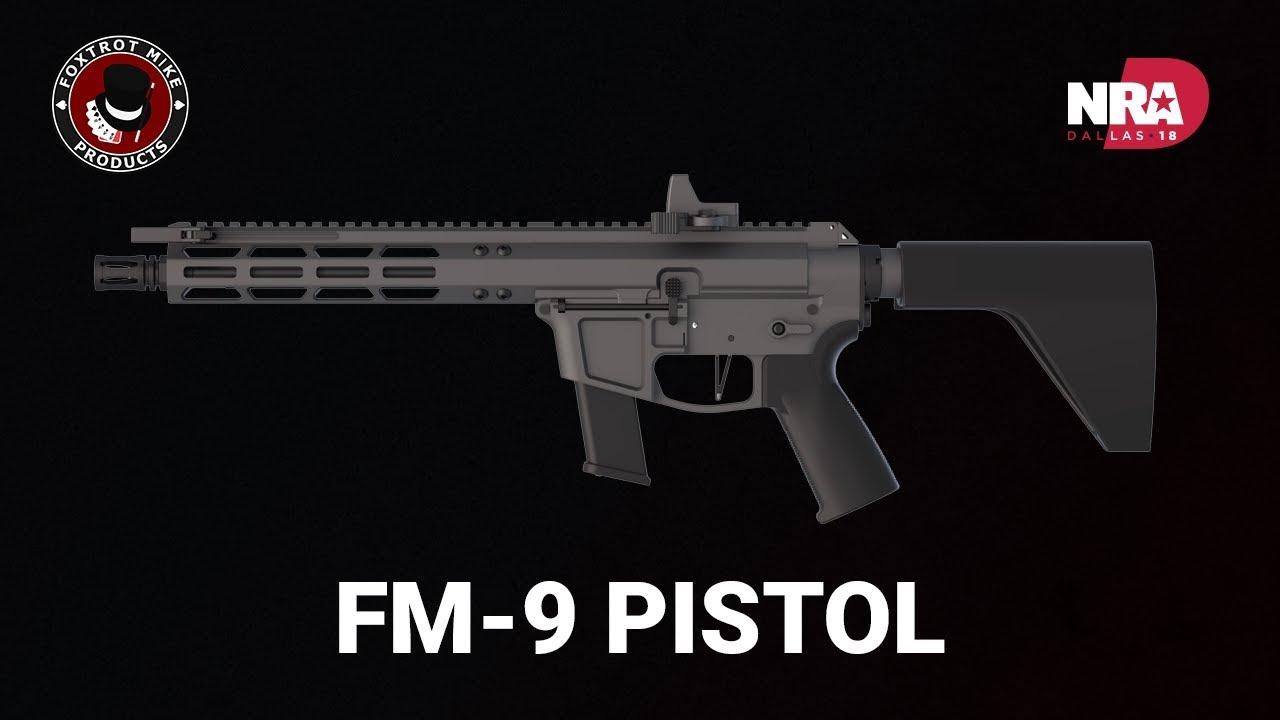 FM-9 Pistol  - Foxtrot Mike