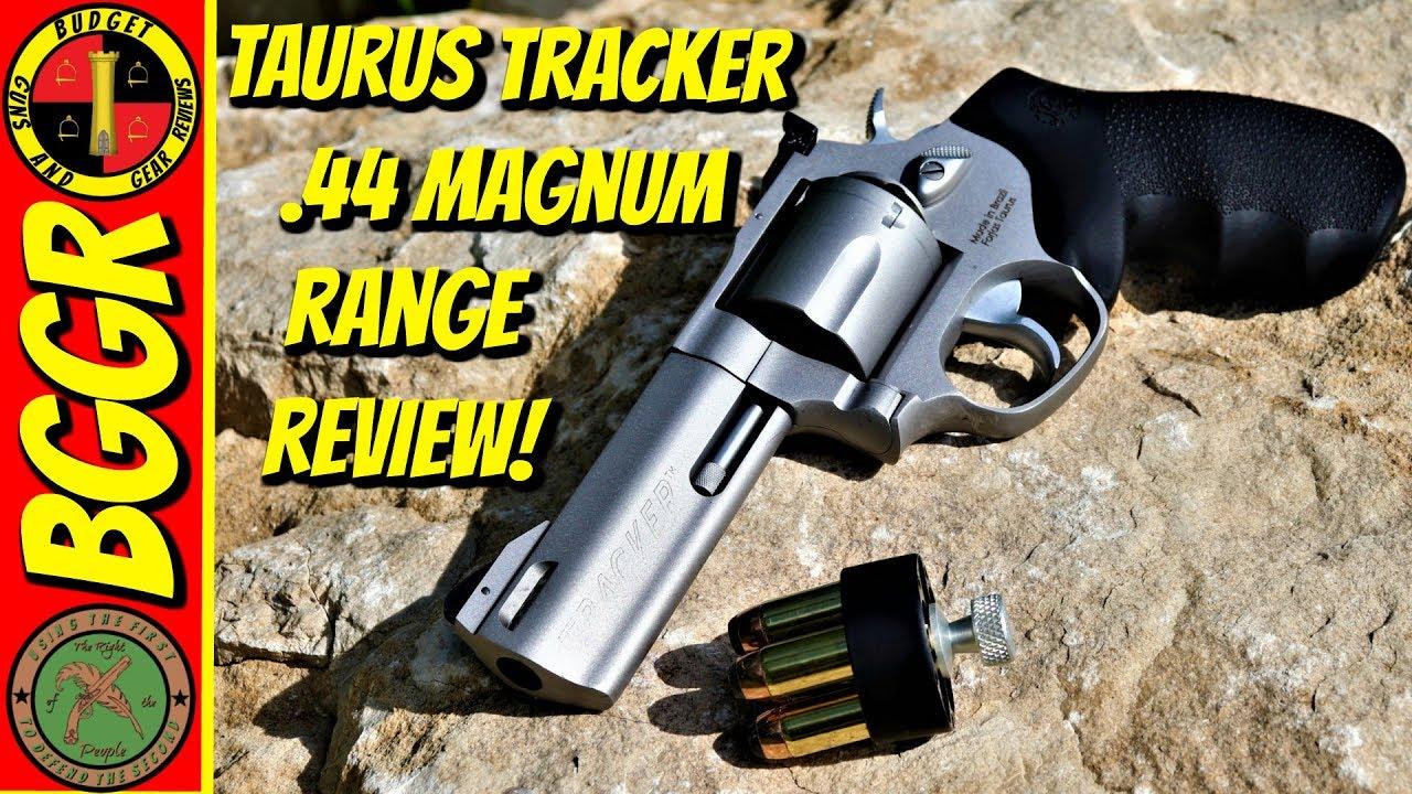 Taurus Tracker .44 Magnum Revolver