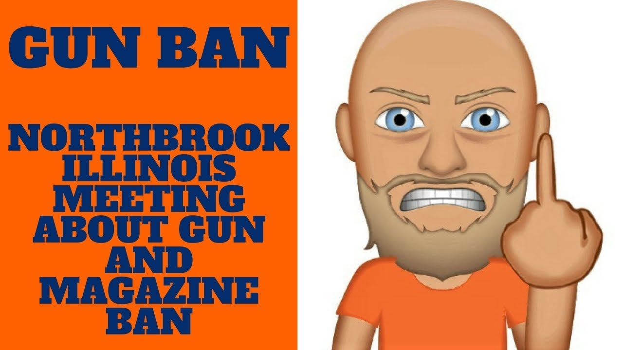 Breaking News: Northbrook, IL Gun Ban Meeting