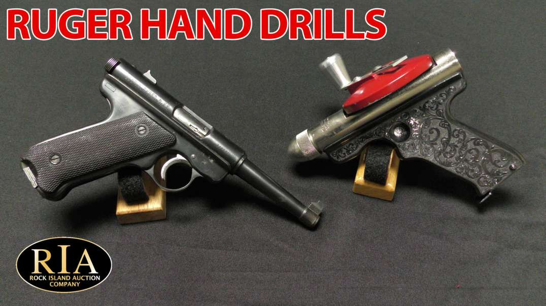 Ruger Hand Drills