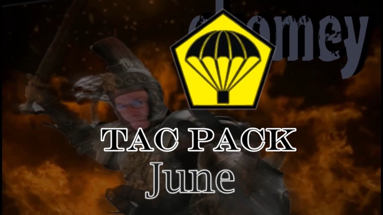 June Tac Pac