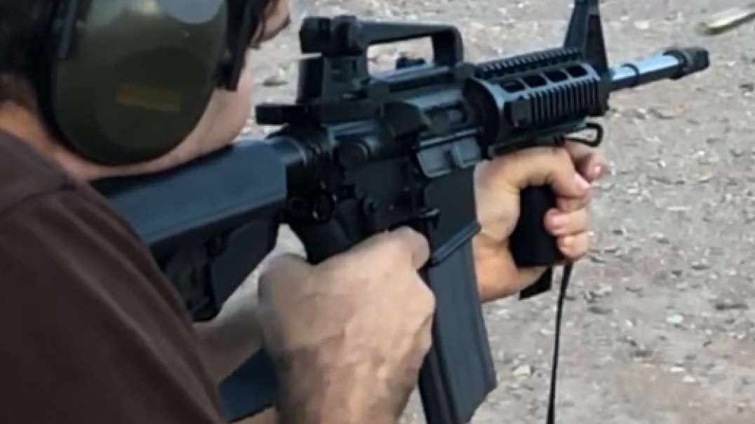 PALMETTO STATE ARMORY  AR15 5.56  \SUREFIRE Socom \With Spikes Lower