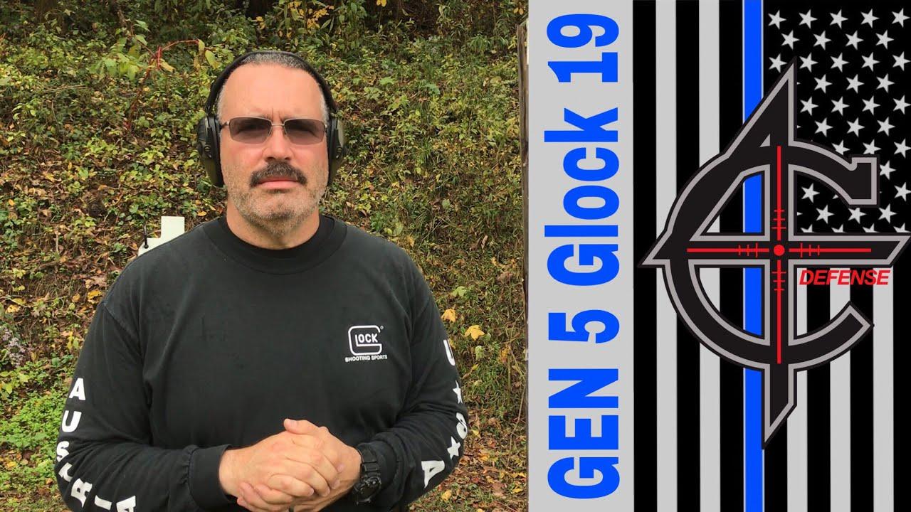 Glock GEN 5 19