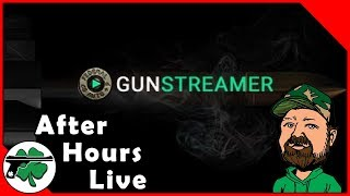 GunStreamer Talks Nerdy  With Us - After Hours LIVE