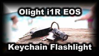 Best EDC flashlight Olight i1R EOS