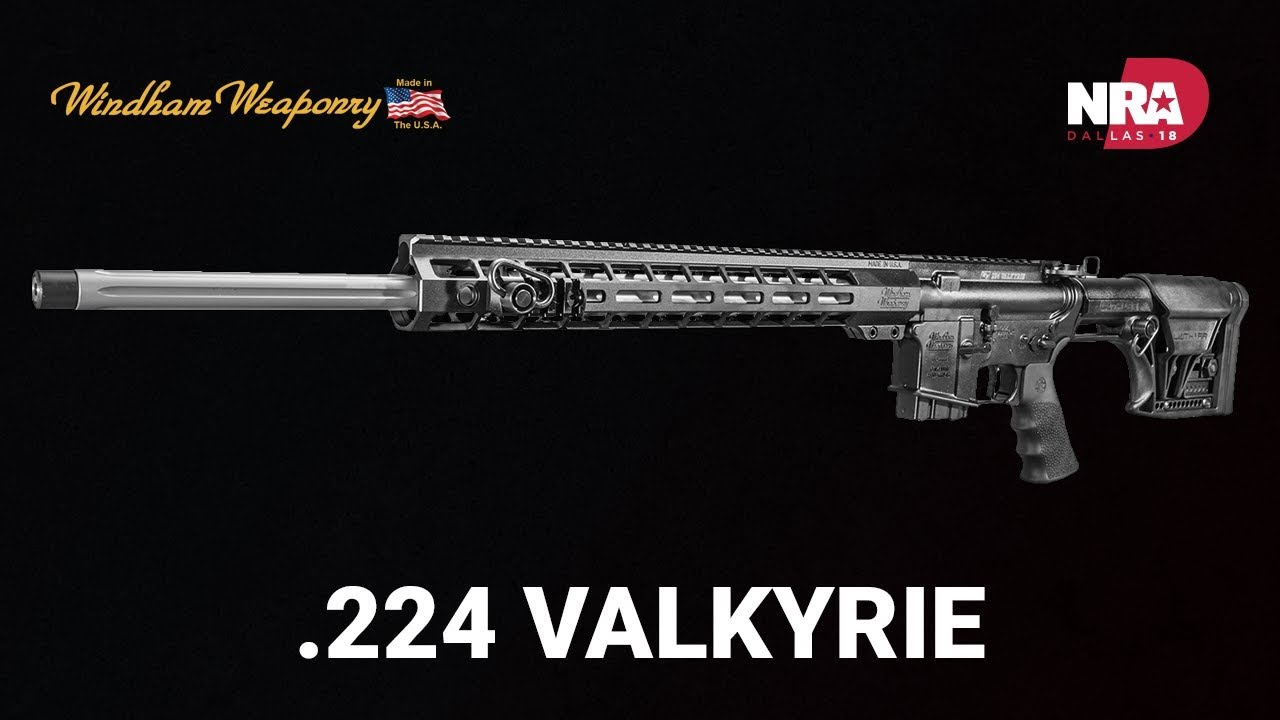.224 Valkyrie - Windham Weaponry