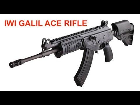 IWI GALIL ACE RIFLE 7.62x39 16