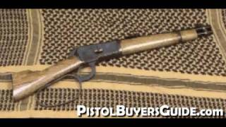 Mare's Leg  Old West style Lever Action Pistol