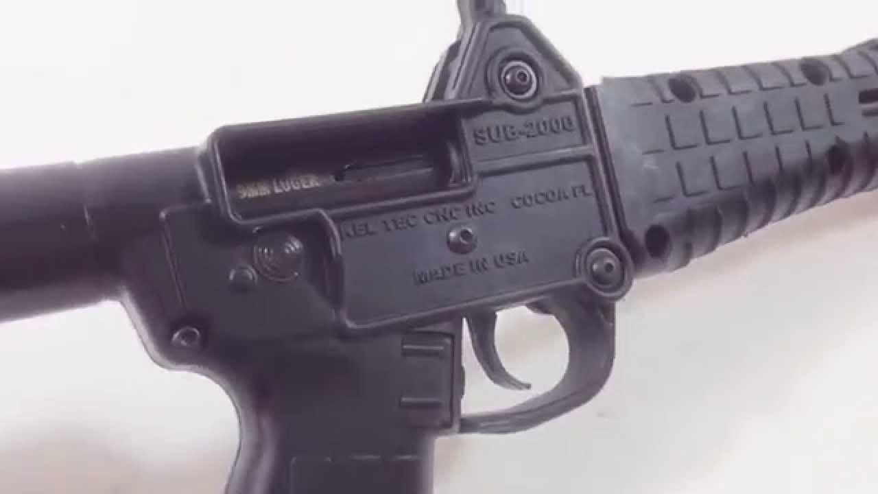Kel-tec Sub 2000 Gen 2 Glock 17 mags new