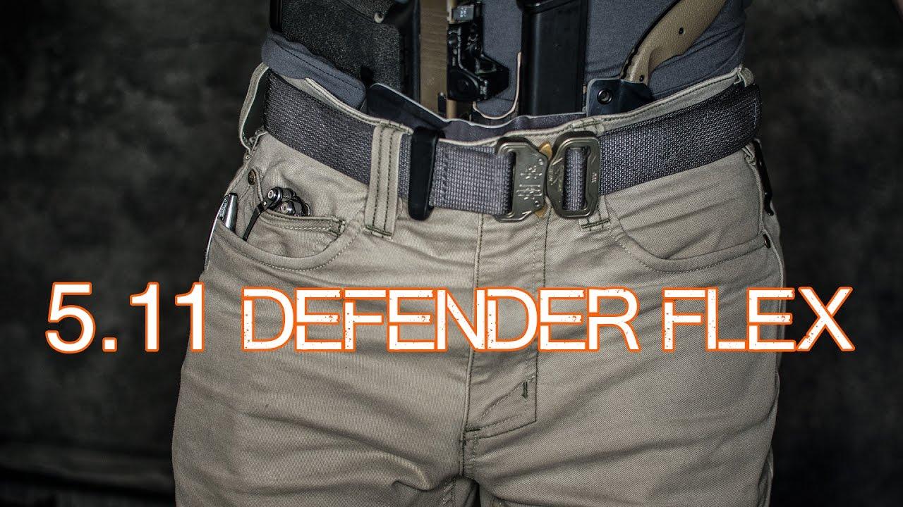 5.11 DEFENDER Flex Pant Review (slim) Tactical Pants - 5.11 Tactical Pants