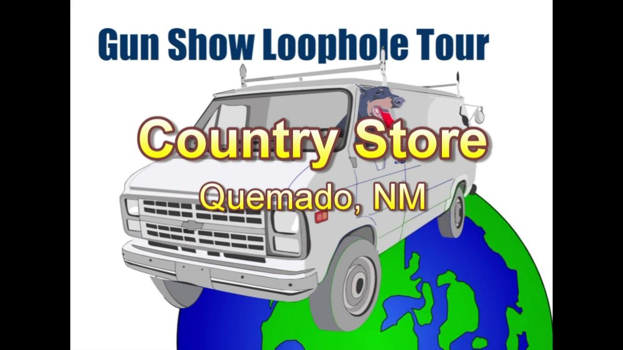 Country Store (Gun Shop), Quemado, NM