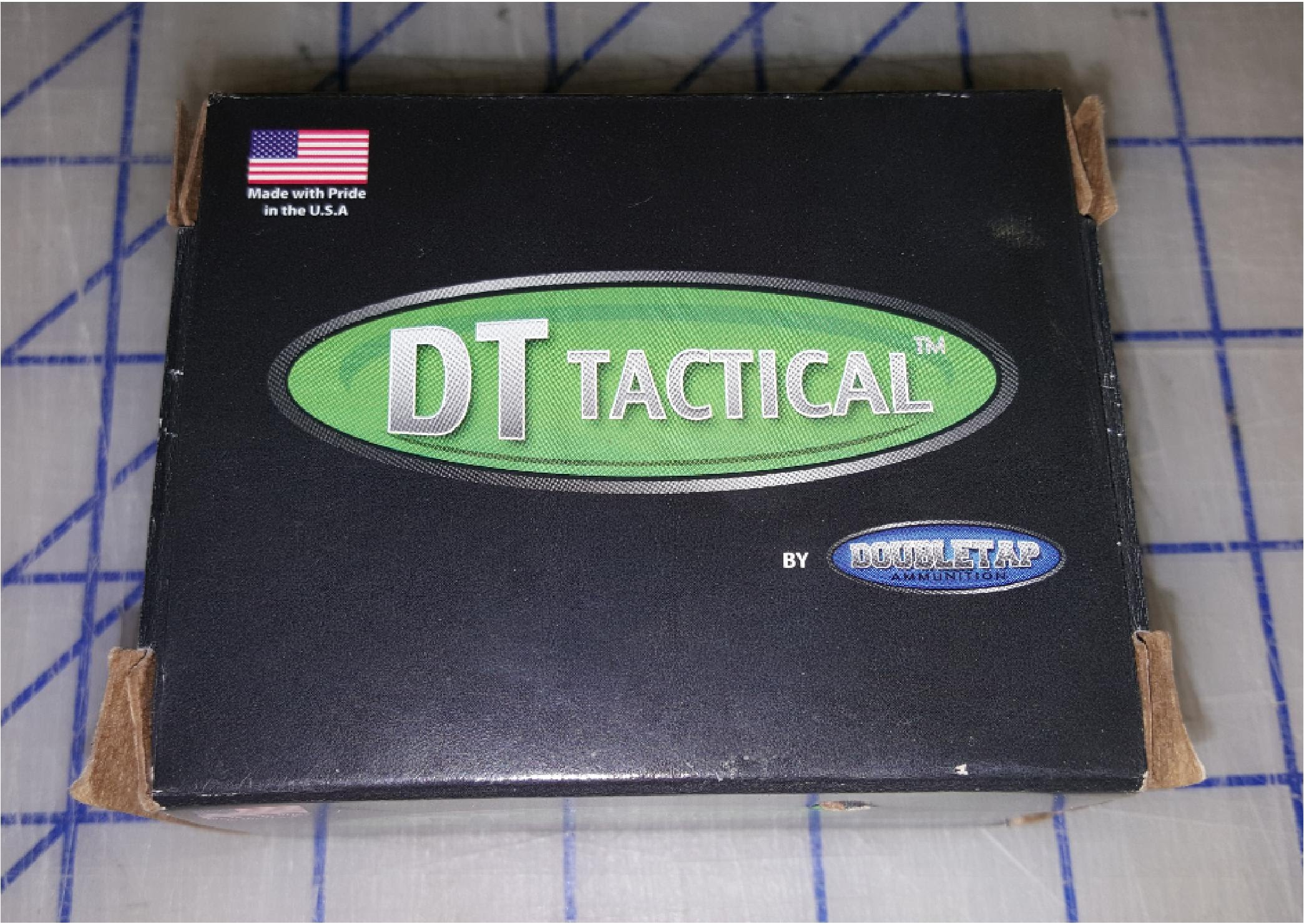 10mm DT Tactical JHP Equalizer 230 gr Gel Test