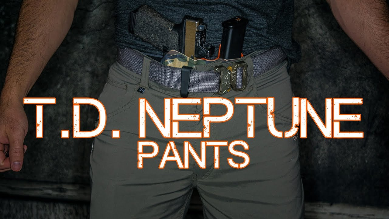 Tactical Distributors Neptune Pants Review - and channel update