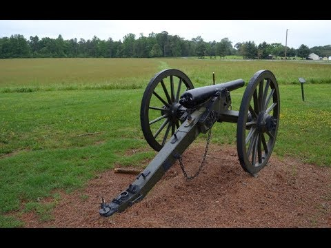Lets Play With Cannons :Cold Harbor Killing Fields
