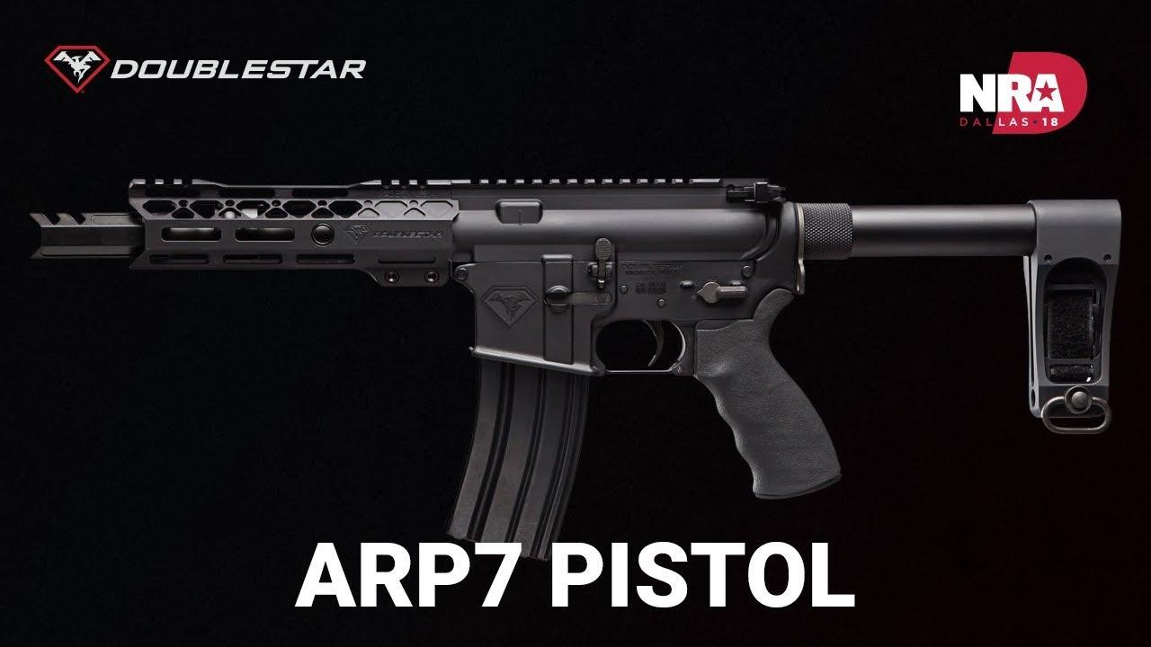 The ARP7 Pistol - DoubleStar