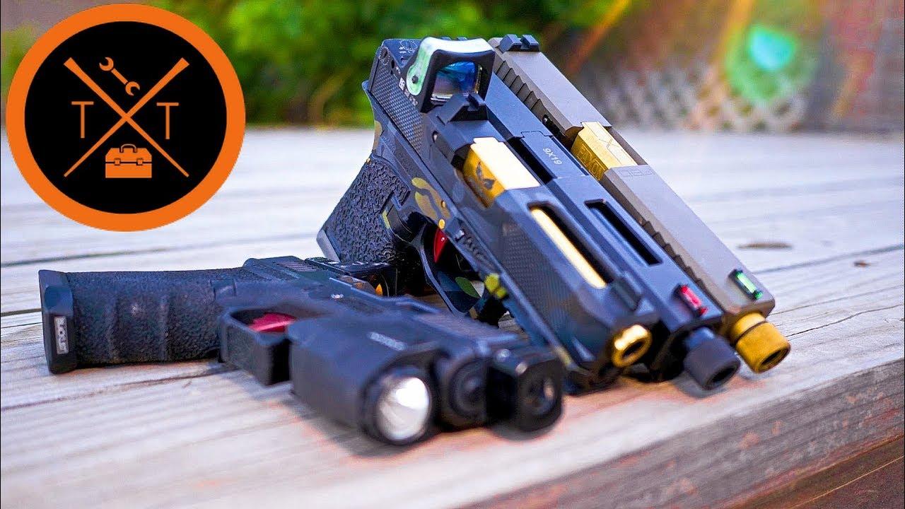 TOP 5 GLOCK MODS // Custom Glock Stippling (COUPONS!)