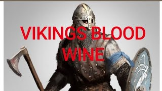 LETS MAKE VIKINGS BLOOD CHERRY MEAD (Honey) WINE with a First Time Wine Maker