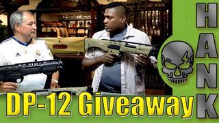 DP-12 Bullpup Shotgun Giveaway