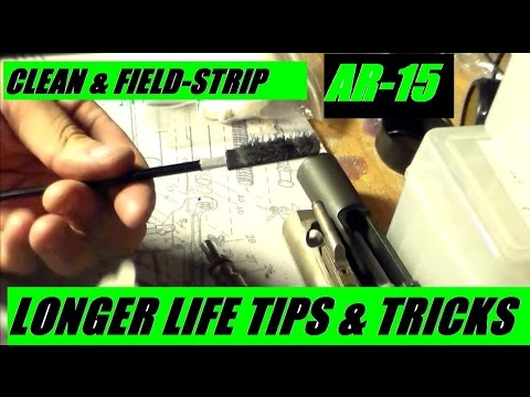 AR-15 Field Stripping tips and tricks By JSD Arms The Reloading Bench