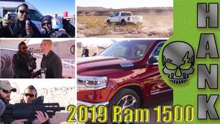 2019 Ram 1500 & 2018 New Guns Shot Show Media Day at the Range