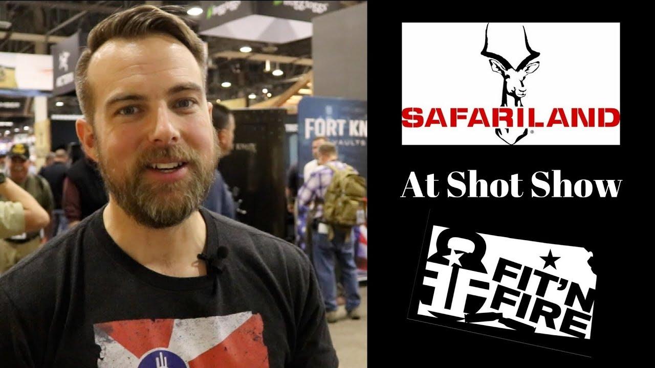 SafariLand at Shot Show