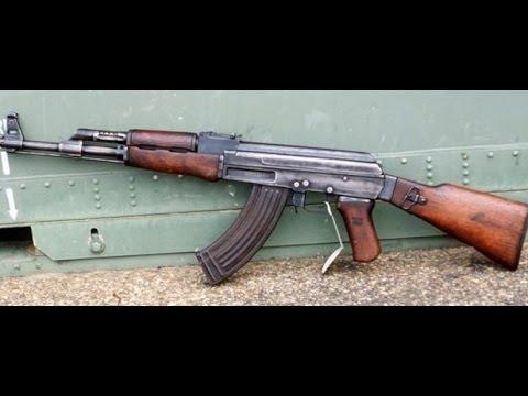 AK 47 Assault Rifle Training Video - US Army Training Film