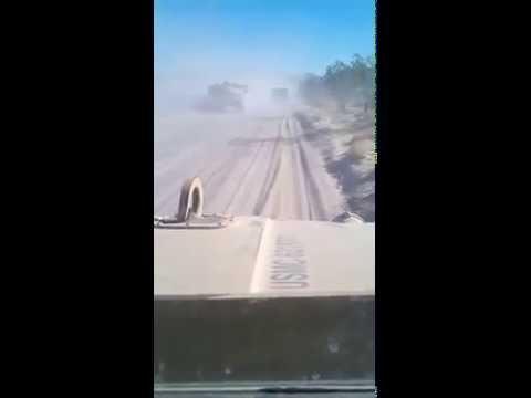 US Marine Corps Assault Breacher Vehicle