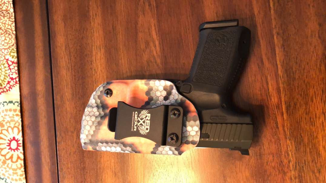 Review of redxgear conceal carry holster