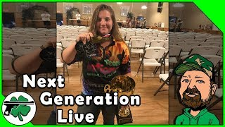Alora Mayberry, Competitive Shooter Spotlight - Next Generation LIVE