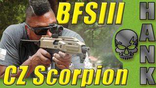 BFSIII Binary Trigger for CZ Scorpion from Franklin Armory