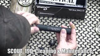 SCOUT  19D Suppressor Cleaning & Maintenance