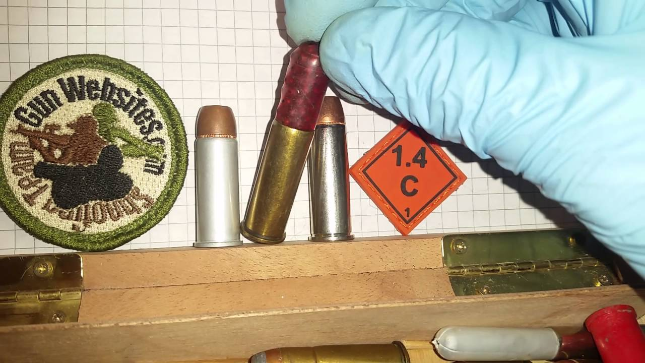 Bullet of the Day: .44 Magnum Shot Shell