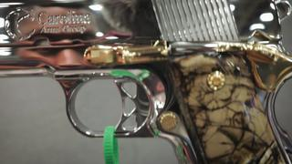 Trenton Presidential 1911 from Carolina Arms Group at NRA 2018