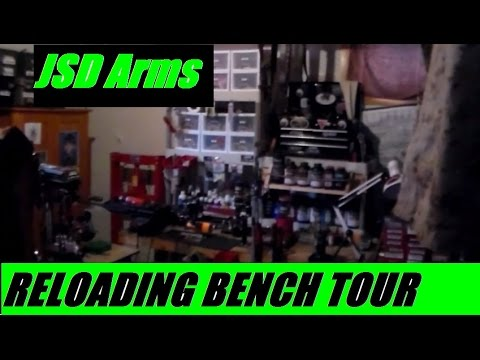 JSD Arms The Reloading bench tour Vinalhaven, ME 2015
