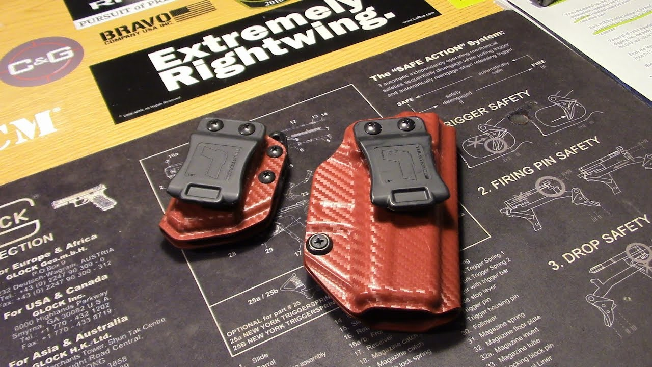 Tulster IWB Holster and Magazine Carrier