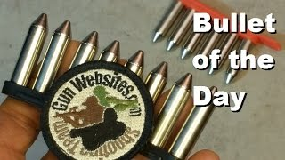 Bullet of the Day: Hard Cast Conical .357 Magnum