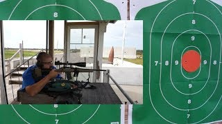 Range testing the $36.99 X-Aegis 6-24x50mm scope on the Ruger Ranch 7.62x39 rifle!