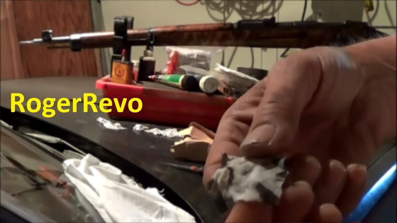 Corrosive Primed Ammunition Test