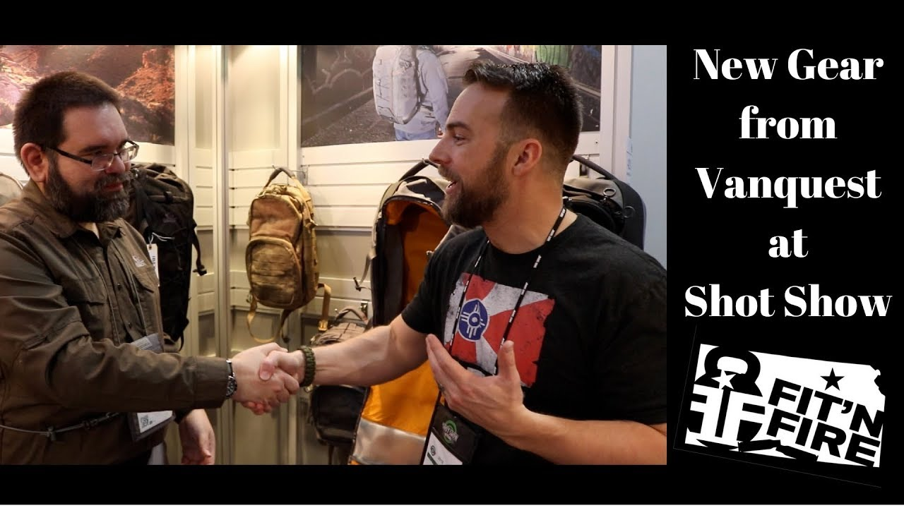 New Gear from Vanquest at Shot Show