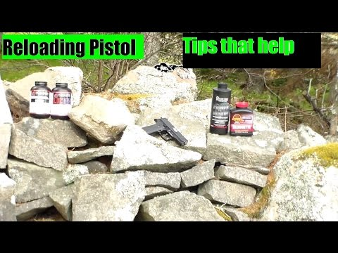 Reloading Accurate Pistol Ammunition by JSD Arms
